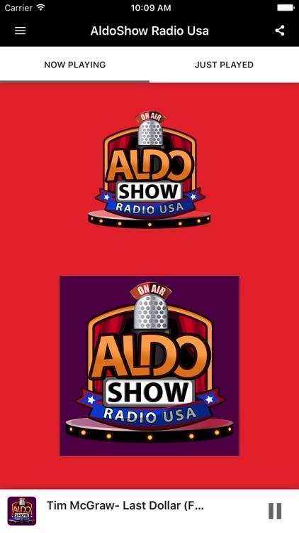 AldoShow Radio USA