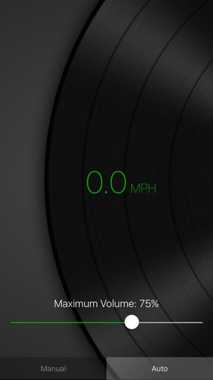 Volume by Velocity
