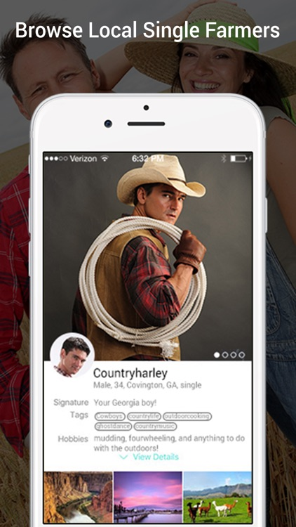 Country Boy dating apps