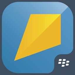 kiteworks for BlackBerry