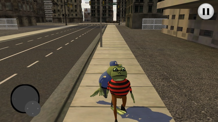 Amazing Frog Simulator City screenshot-1