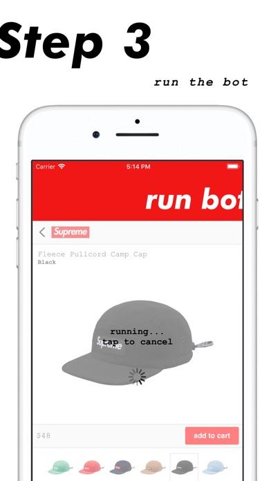 BotSup - Ordering Bot screenshot 4