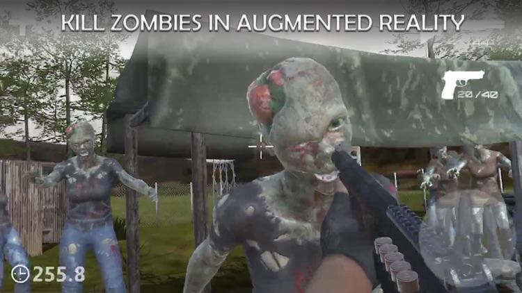 W.AR Augmented Reality LIGHT screenshot-3