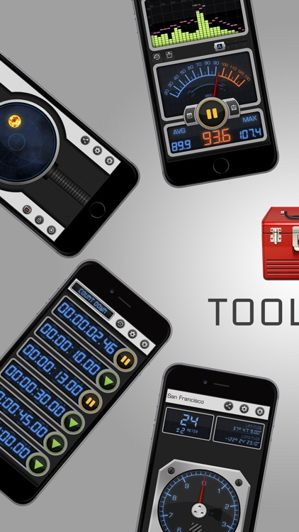 Toolbox - Smart Meter Tools screenshot-1