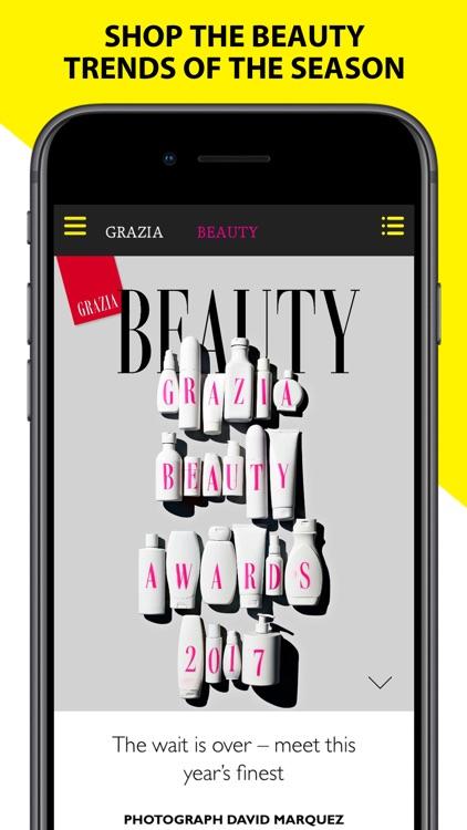 Grazia – Beauty & Fashion News screenshot-3