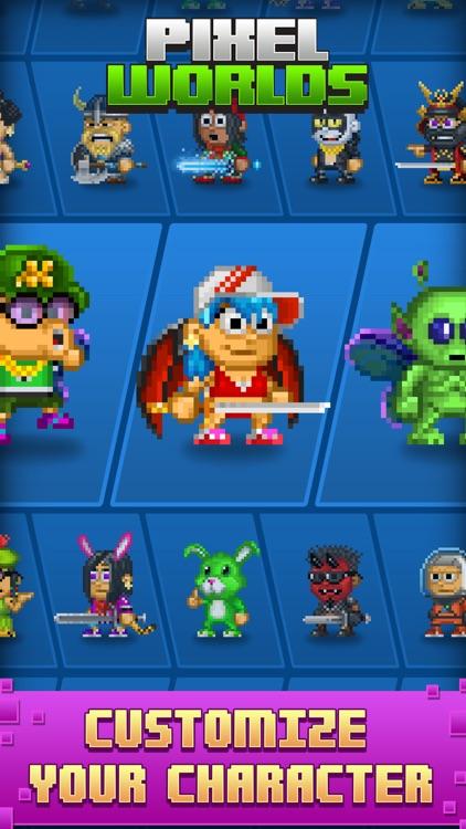 Pixel Worlds screenshot-5
