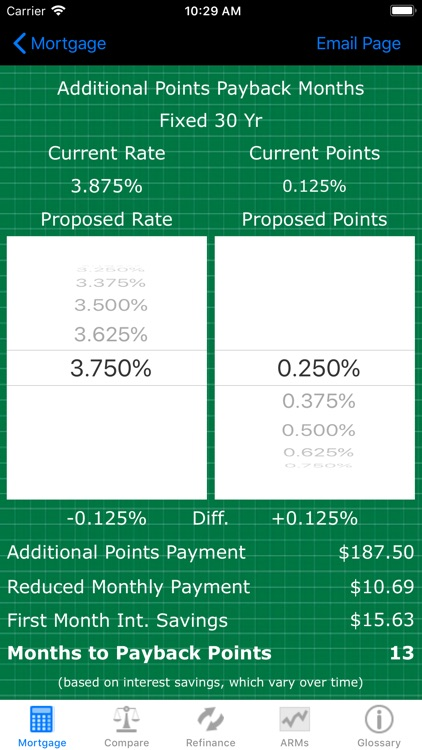 Mortgage Calc Pro screenshot-2