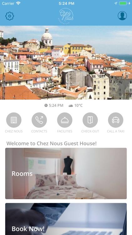 Chez Nous Guest House