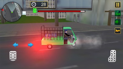 Rickshaw Cargo Transport screenshot