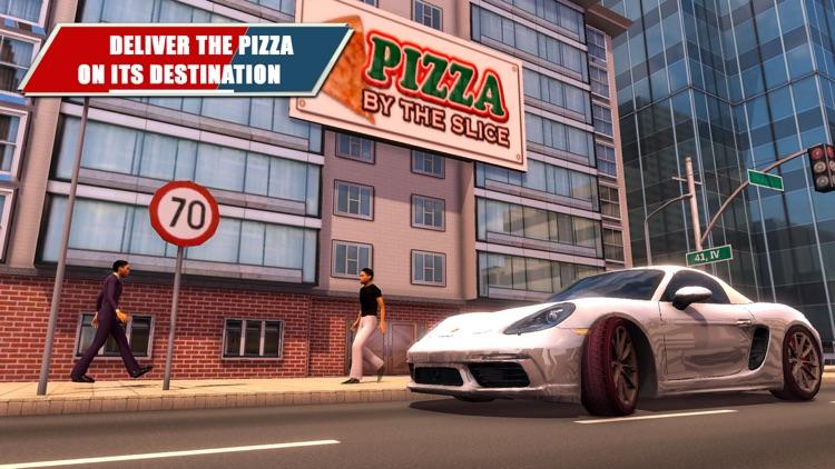 City Car Driving Simulator 3d screenshot-3