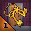密室逃脱:逃离公寓1 - 史上最难的越狱密室逃亡官方经典游戏