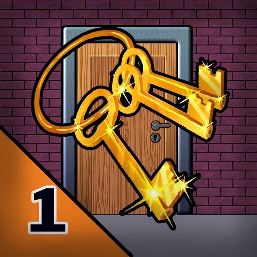 密室逃脱:逃离公寓1 - 史上最难的越狱密室逃亡官方经典游戏 iOS App
