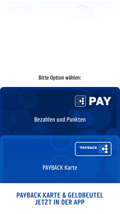 PAYBACK - Karte, Coupons, Geld screenshot-3