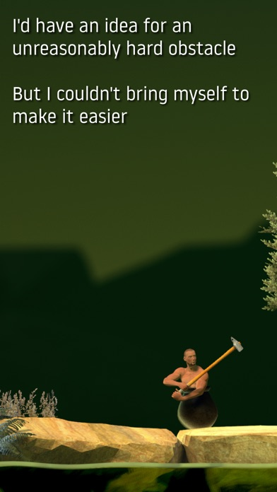 Getting Over It app image