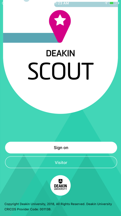 点击获取Deakin Scout