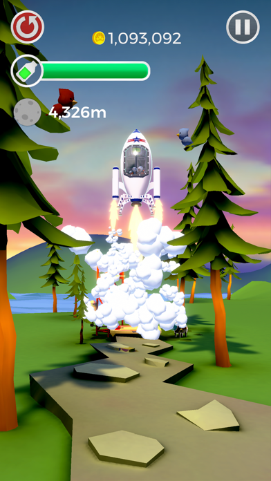 ShuttleUp! - Space Adventure screenshot 1