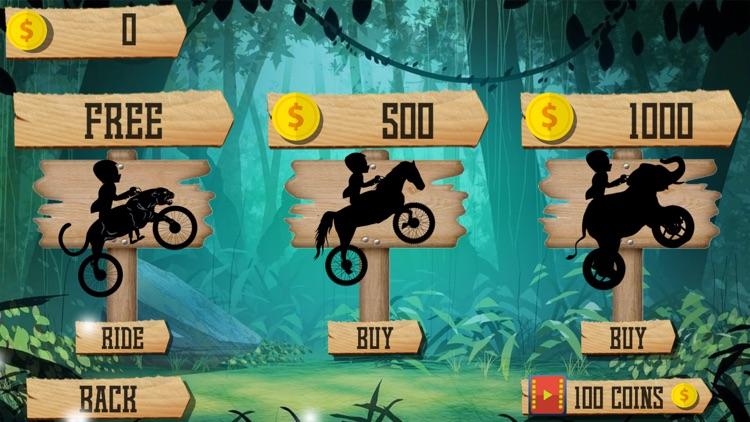 Shadow Animals Motorcycle Ride screenshot-3