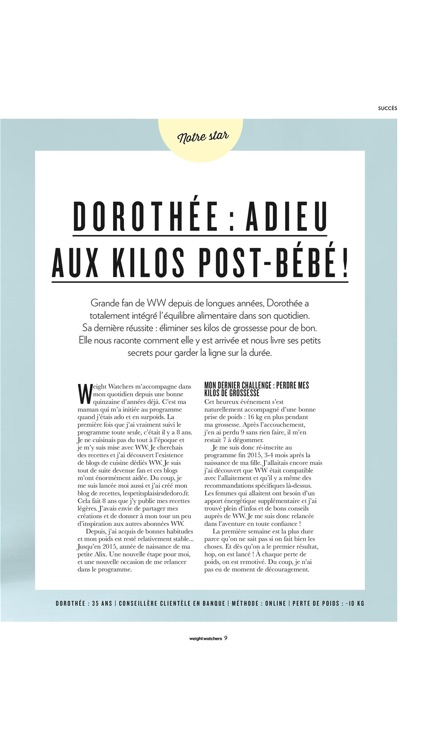 Weight Watchers Magazine France screenshot-4