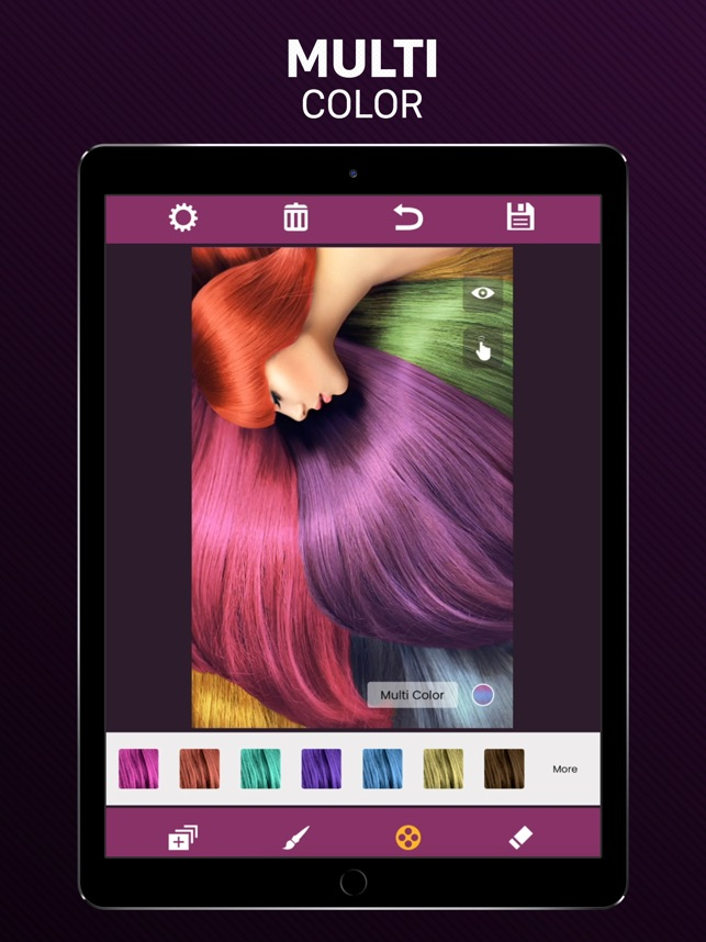 Hair Color Changer On The App Store