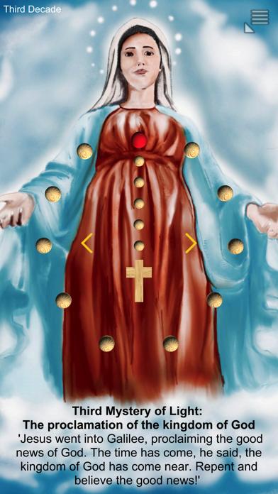 Divine Mercy OnePray screenshot two