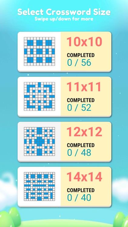 Crosswords 4 Casual screenshot-7
