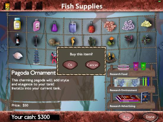 Fish Tycoon Lite screenshot 9