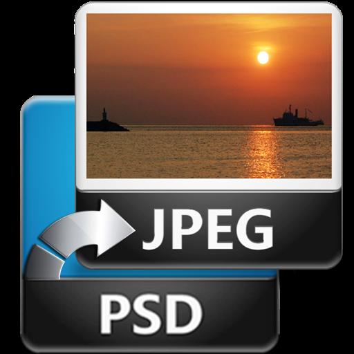 PSD To JPEG Converter - Convert Image File