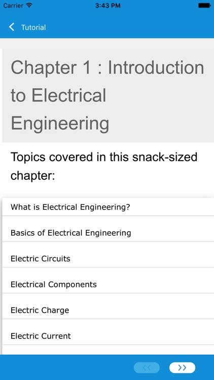 Learn Electrical Engineering screenshot-3