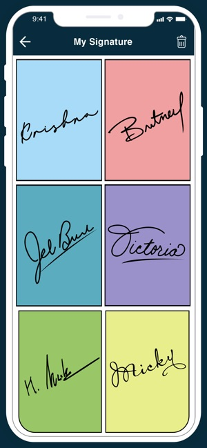 Signature Creator & Maker on the App Store