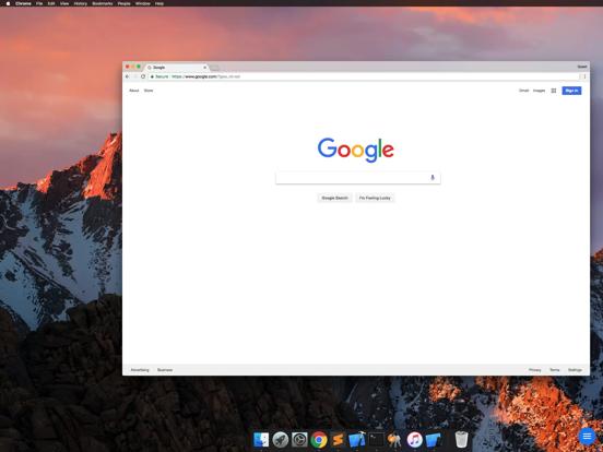 Chrome Remote Desktop-ipad-2