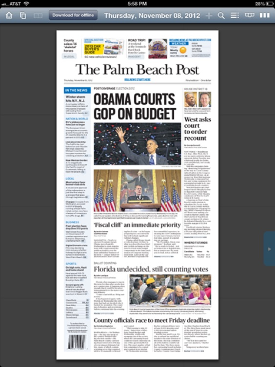 Palm Beach Post ePaper