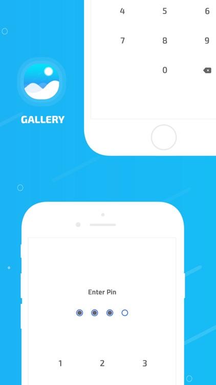 Gallery Private Photo Vault screenshot-5