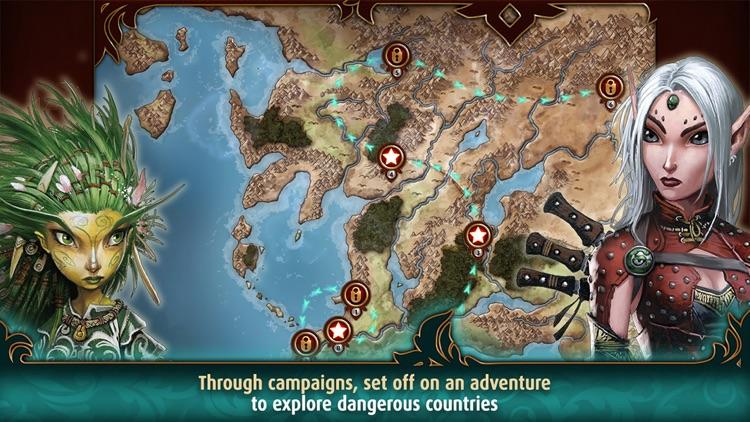 Pathfinder Adventures screenshot-4