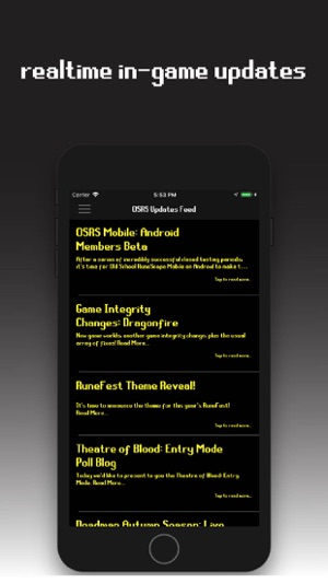OSRS 360 on the App Store