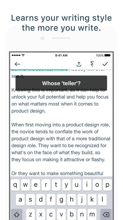 Prompts - Beat Writers Block screenshot-4