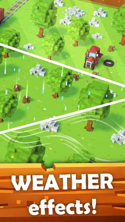 Blocky Farm screenshot-5