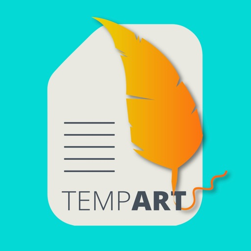 TempArt for Pages - Templates iOS App