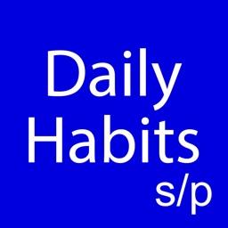 status/post Daily Habits