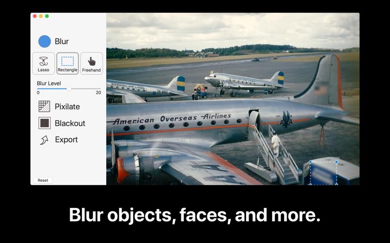 Blur - Blur & Pixilate Images Screenshots