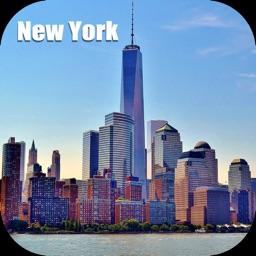 New York Skyline NY USA