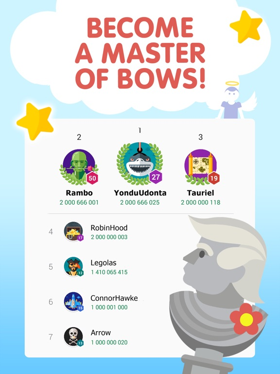 Gibbets: Bow Master screenshot 10