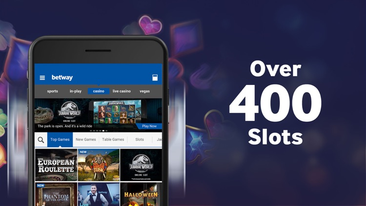 Betway: Casino Games & Slots