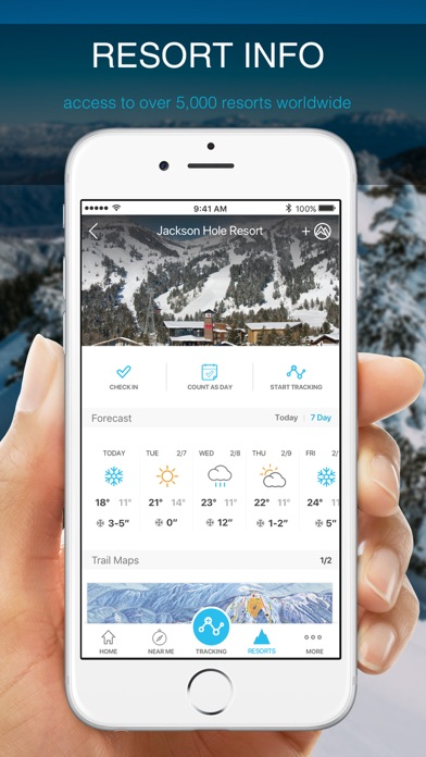 SNOCRU Skiing & Snow Tracking