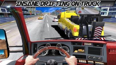 In Truck Driving Highway Games screenshot 5