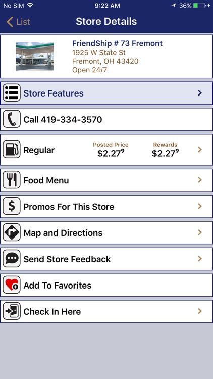 Friendship Food Stores screenshot-3