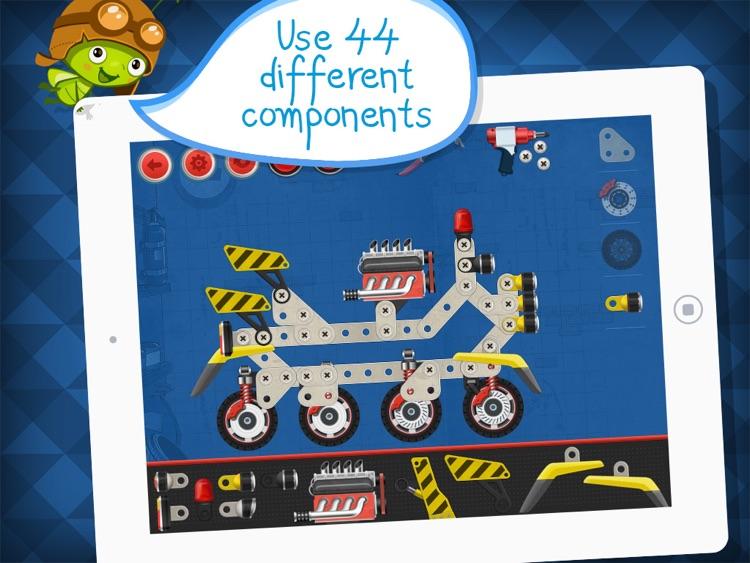 STEM Builder+ : Cars & Trucks