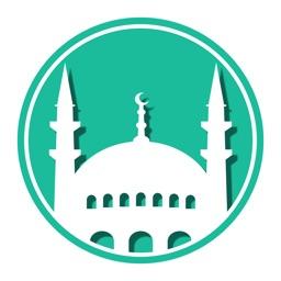Muezzin - Prayer Times & Qibla