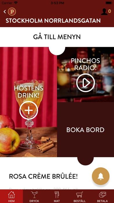 Screenshot for Pinchos in Sweden App Store