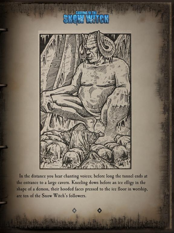 Fighting Fantasy Classics screenshot 11