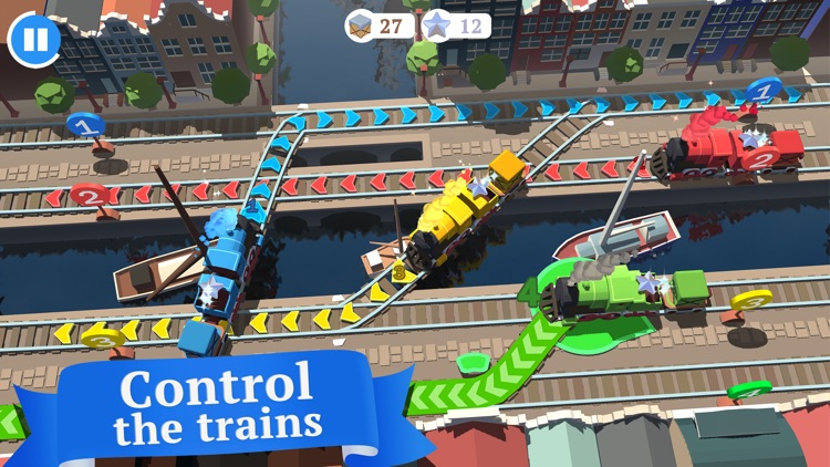 Train Conductor World screenshot-0